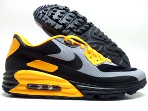 Details about NIKE AIR MAX 90 HYP HYPERFUSE ID BLACKGREY CANYON GOLD SZ MEN 13 [822562 901]