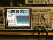 Rohde&Schwarz UPL B2/B4 Audioanalyzer Audio Analyzer 6Mon Garantie -101Thd+N