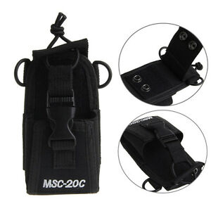 MSC-20C-Nylon-Radio-Bag-Case-Holder-Pouch-For-Baofeng-UV-B5-UV82-UV8-D-GT-3-UV5R