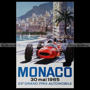 pha-000806-Photo-GRAND-PRIX-DE-MONACO-1965-ARTISTIC-PICTURE-Auto-Car
