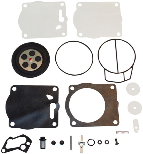 Mikuni MK-BN44I-YAM Genuine BN I-Series 44mm Carburetor Rebuild Kit