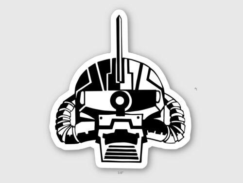 Char Aznable Zaku II Zeon Gundam Gunpla Vinyl Outdoor Water Resistance Sticker