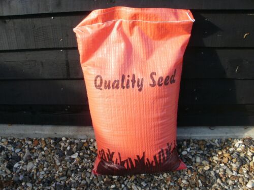 5kg Sack of rapid fast acting hard wear family garden lawn grass seed  140sq m
