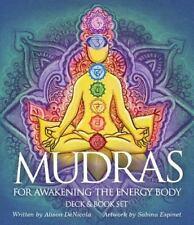 Mudras for Awakening the Energy Body by Alison Denicola (2016, Hardcover)