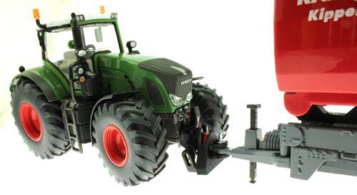3er Set Front Kupplung für Siku Farmer und Control 32 Traktoren