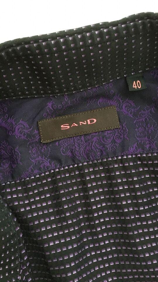Skjorte, Sand, str. M