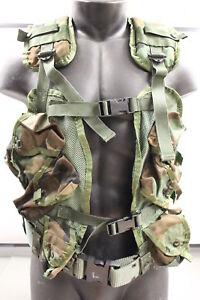 US-Military-Enhanced-Tactical-Load-Bearing-Vest-Woodland-Camo-8415-01-296-8878