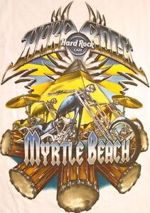 Hard-Rock-Cafe-MYRTLE-BEACH-2006-City-Tee-T-SHIRT-MEDIUM-New-with-Tags-MWMT