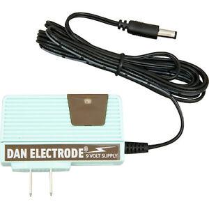 Bien éDuqué Danelectro Dan électrode Pédale D'effets Alimentation Variable Sortie 3-9 V Da-4-afficher Le Titre D'origine Volume Large