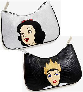 Disney-Snow-White-amp-Evil-Queen-Cosmetic-Make-Up-Bag-License-Danielle-Nicole-NWT