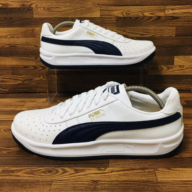 Puma GV Special (Men's Size 10.5) Athletic Casual Sneaker Shoe White Blue