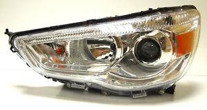 Mitsubishi-ASX-Ga-W-2010-2013-avant-Gauche-Tete-Lampe-Feux-Pour-Conduite-a