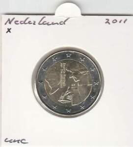 Nederland-2-euro-2011-UNC-Erasmus