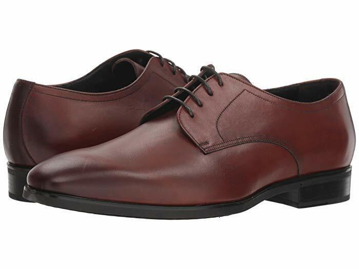 To avvio New York Dwight Men's scarpe's, Cognac Coloree - Dimensione 8