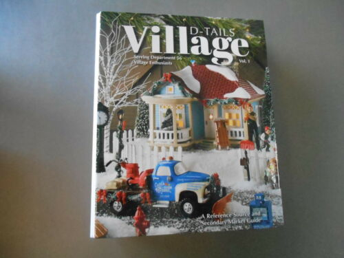 2017 Village D-Tails Secondary Market Guide Greenbook 4th Ed. Volumes 1 & 2 NEW