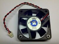 Usa 50x50x15 Dc Server Cooling Fan Brushless - Two 2 Pin - 5015-12ls - 12v 0.11a