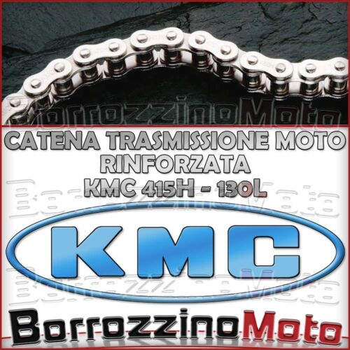 ISSIMO CATENA DI TRASMISSIONE KMC PASSO 415 130 L MAGLIE FANTIC MOTOR LEI