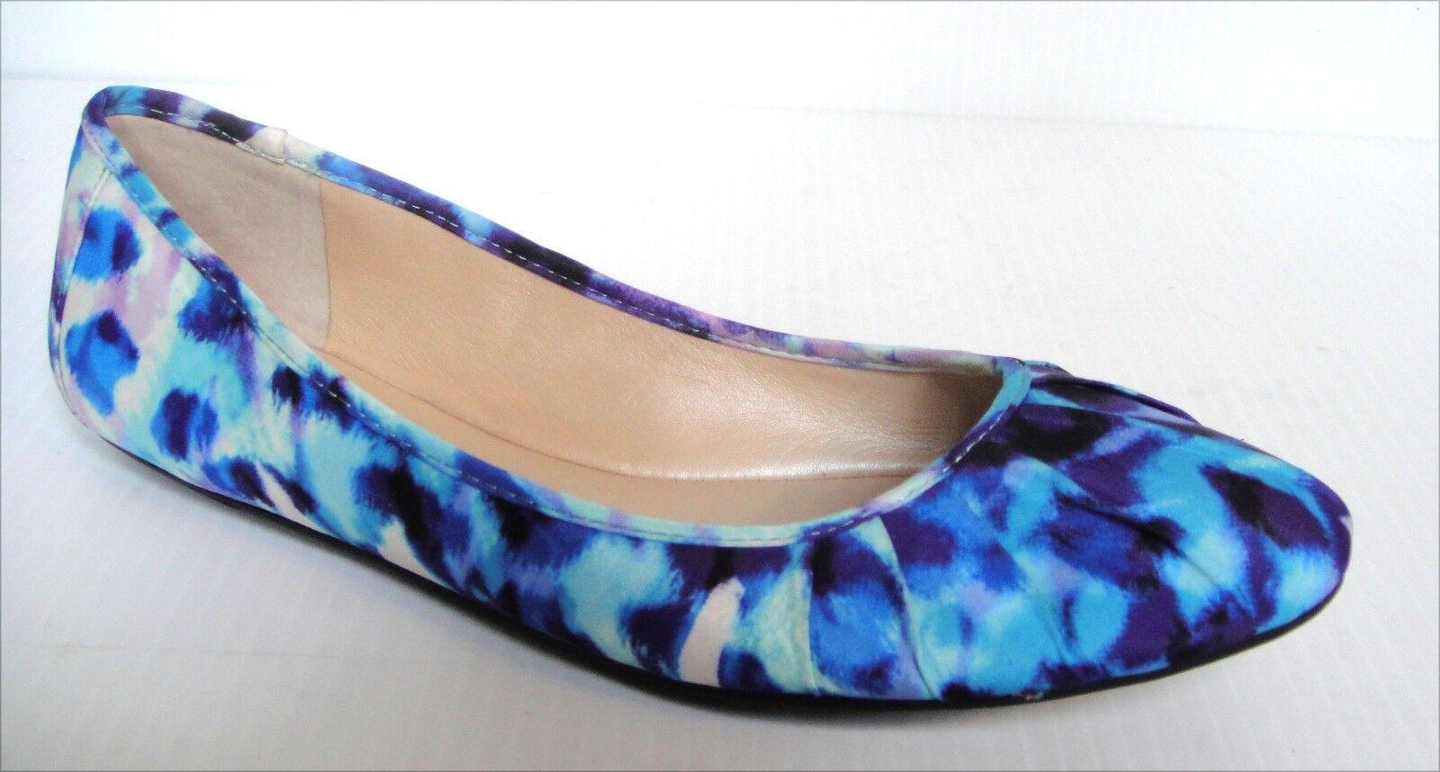 Nuevos Nine West borrascoso Ballet Planos Zapatos Planos Ballet Para Mujer Talla 7.5 7f9072