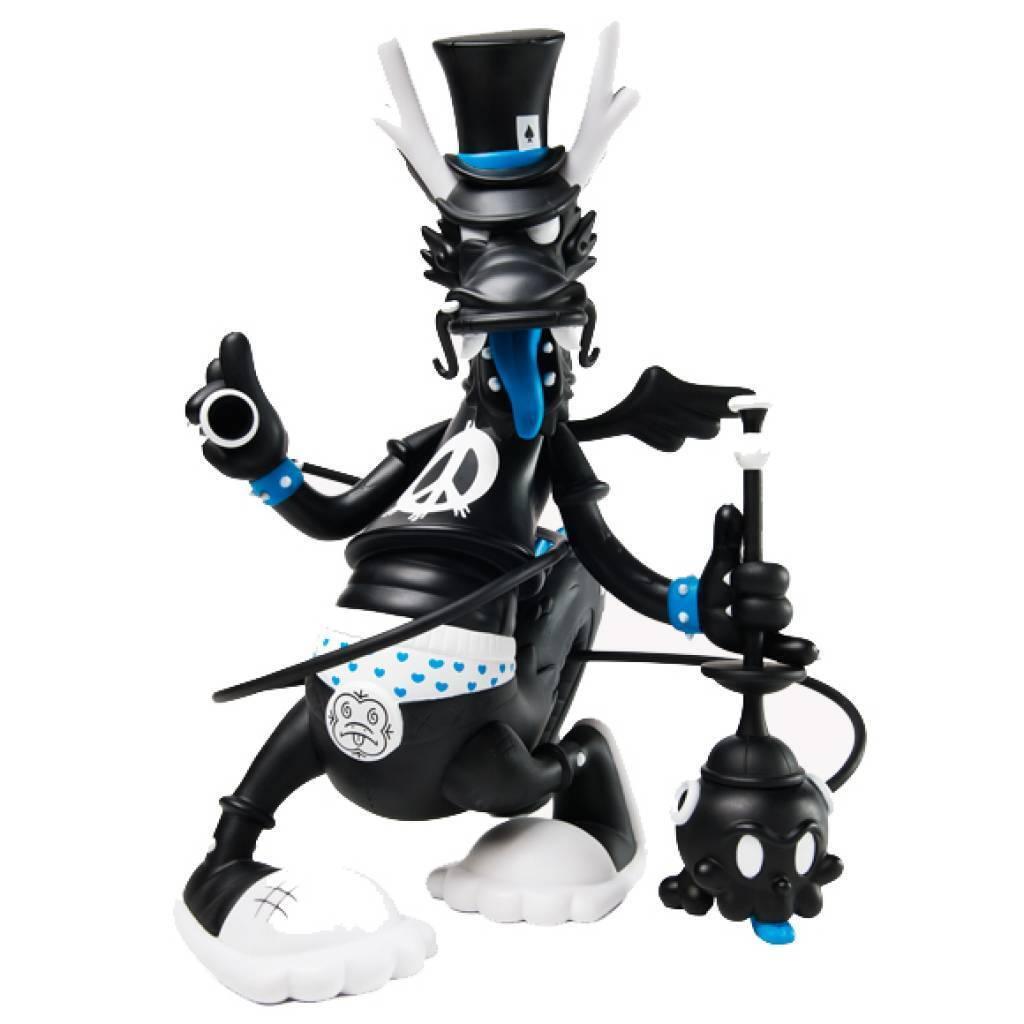 Kidrobot-Kronk  Dweezil Dragón 15  Figura de Vinilo regular (kidrobot)  NEW