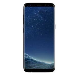 Neuf-Samsung-Galaxy-S8-G950FD-Duos-SIM-4G-LTE-64Go-Noir