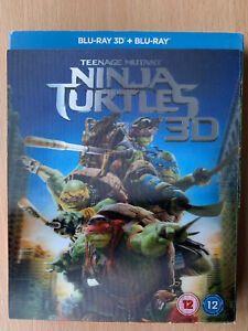 Teenage-Mutant-Ninja-Turtles-2014-2D-3D-UK-Blu-ray-w-Lenticular-Slipcover