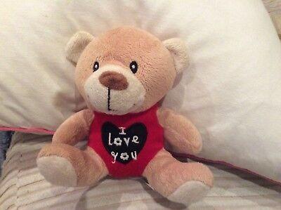 """""""ti Amo"""" Teddy-mostra Il Titolo Originale Moderno Ed Elegante Nella Moda"""