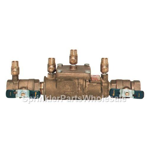 """Watts 3//4/"""" 007M3-QT Double Clapet refluement Preventer Assemblée 0062020 DCA"""