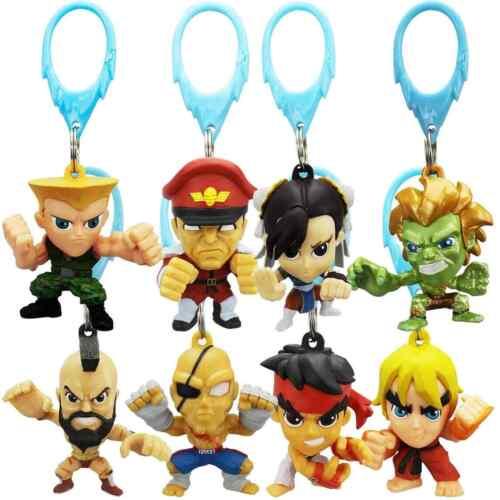 McFarlane Street Fighter Hangers