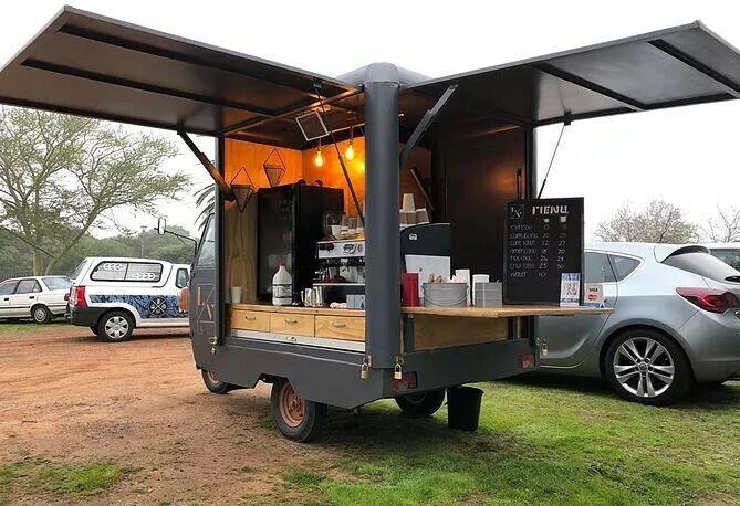2019 Atul Coffee Tuk Tuk For sale/to rent