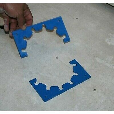 TILE BUDDY ~The Original Square Toilet Flange Support System~ T3