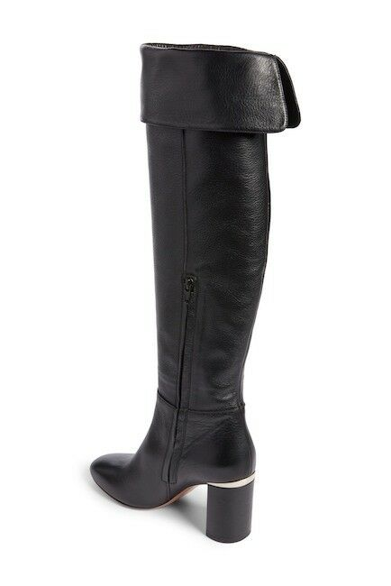 NIB Lewit Renata Boot Cuff Over the Knee Boot Renata 39 $395 772cc8