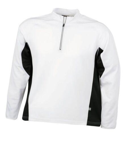 James /& Nicholson Herren Running Langarm Laufshirt Sport Fitness Joggen T-Shirt
