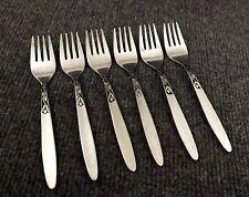 "Amefa Tulip Time Dinner Fork 7 3//8/"" EXC Holland Stainless Flatware Silverware"