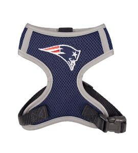 New-England-Patriots-NFL-Little-Earth-Productions-Dog-Harness-Vest-Sizes-S-3XL