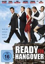 Ready for Hangover (2012) Blu-ray Disc Neu OVP Christian Oliver Seamus Dever