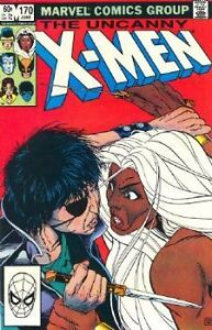 Uncanny-X-Men-170-174-175-177-179-Marvel-Comics-1983-84