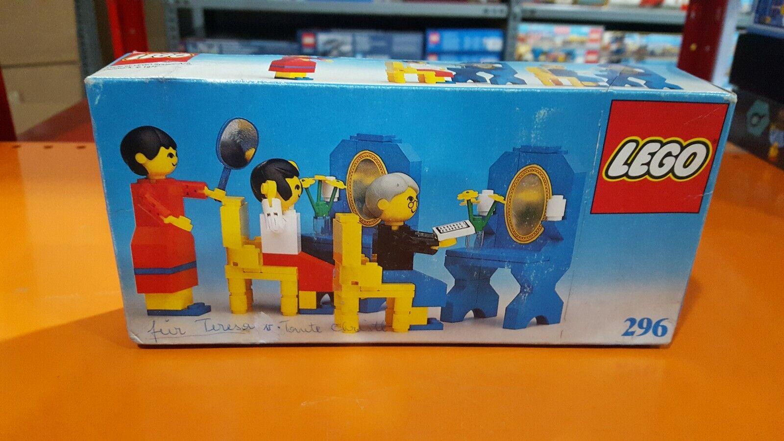 LEGO HOMEMAKER 296 PELUQUERIA NUEVA MISB