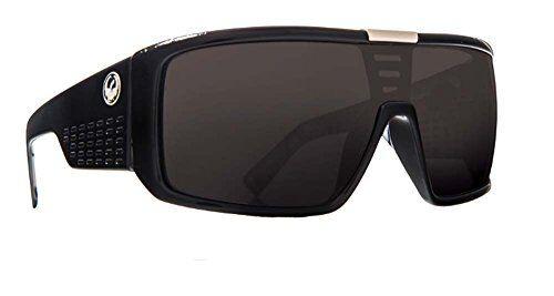 Dragon Alliance Domo Sunglasses Jet SnowCamo Purple Green Rasta Grey Bronze Gold