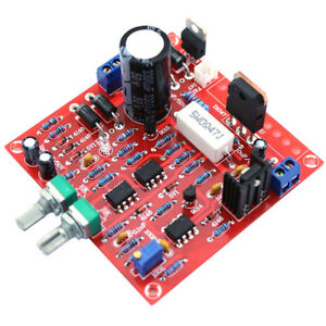Red-0-30V-2mA-3A-Continuously-Adjustable-DC-Regulated-Power-Supply-DIY-Kit-PCBv