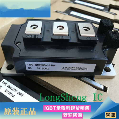 1PCS CM200DY-24NF New Best Offer Modules Best Price Quality Assurance