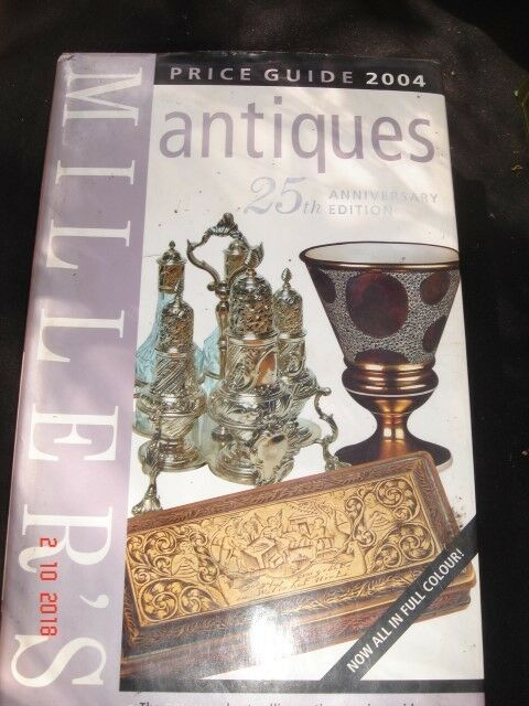 MILLER s Antiques, Price guide 2004, with original dust cover