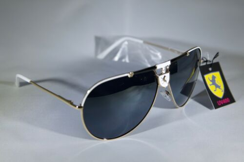 Mirrored Khan Aviator Sunglasses for Men