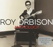 Roy Orbison Anthology 3-CD NEW SEALED Only The Lonely/Running Scared/Crying+