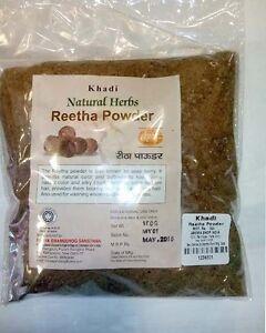 Khadi-Natural-Herbs-Reetha-Powder-Natural-Hair-Wash-and-Conditioner-150gm