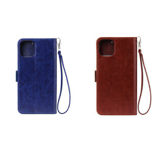 Male Phone Wallet für IPhone 11 Stand Zip Cover für Apple 6 6S 7 8 Plus Mul K6A3