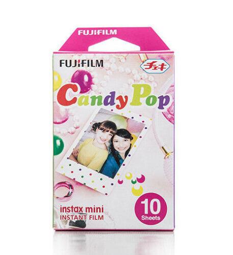 4 Fujifilm Instax película Candy pop a/' 10 imágenes Fujifilm