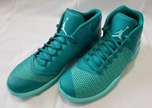 af5d357a7b19 Mens Sz 12 Teal Green Nike Air Jordan Super Fly 4 PO Basketball ...