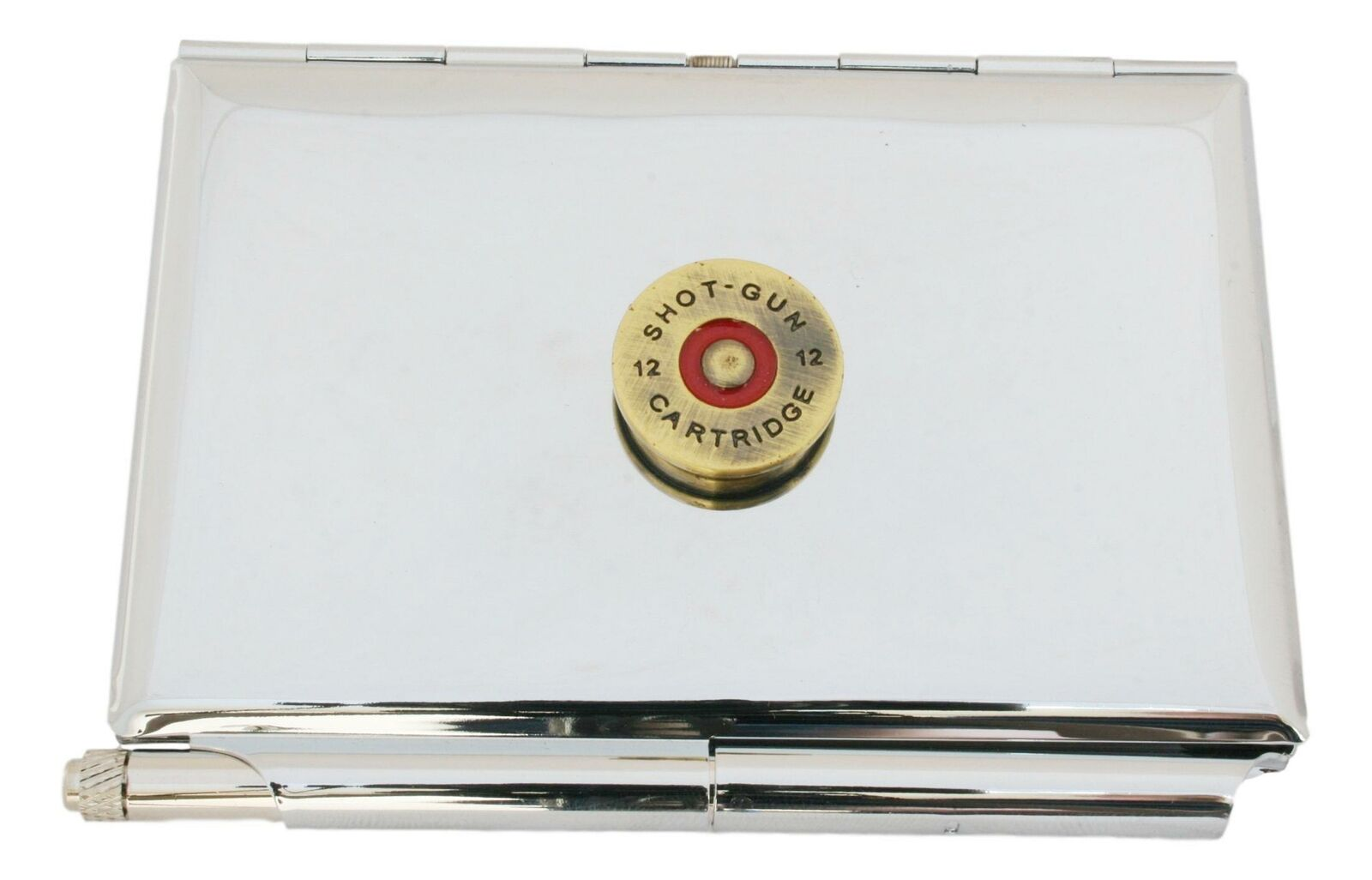 Cartridge Head Metal Notepad Memo Card Holder & Pen FREE ENGRAVING 66
