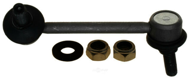 ACDelco 46G0255A Advantage Rear Driver Side Suspension Stabilizer Bar Link Kit with Hardware