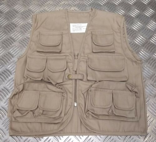 Enfants Armée Children/'s assortis Action Multi-poche combat Vest//Pêche Gilet NEUF